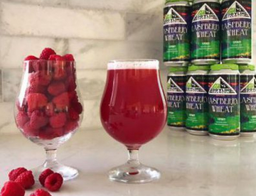 Eddyline Releases Raspberry Wheat, Announces New Mexico Relaunch