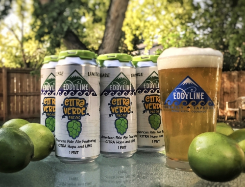 Eddyline Brewery Launches Citra Verde