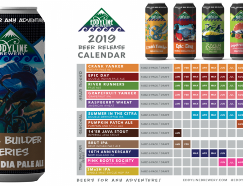 Check out our 2019 Beer Calendar and New Trail Builder Series